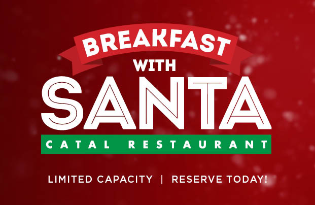 Breakfast With Santa<br>December 6