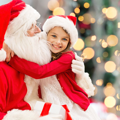 Image result for pictures with santa