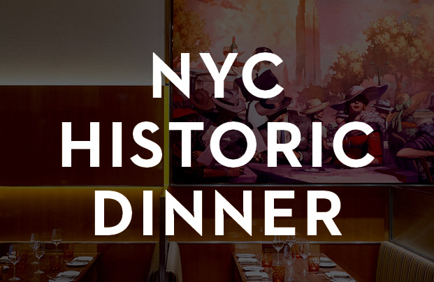 NYC Historic Dinner