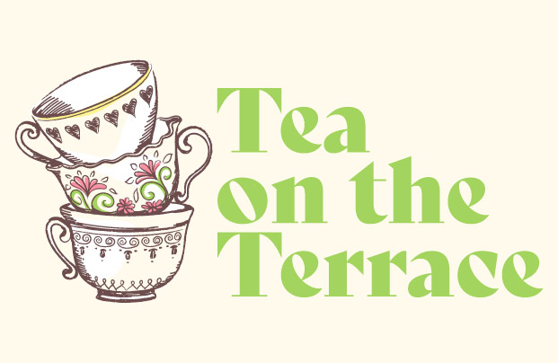 Tea on the Terrace<br>March 2020
